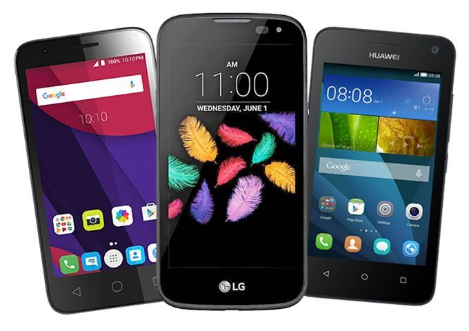 Best Cheap Smartphones for under £100