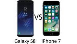 Galaxy S8 vs iPhone 7 - which is better?