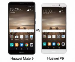 Huawei Mate 9 vs Huawei P9: Two Huawei flagships, one winner